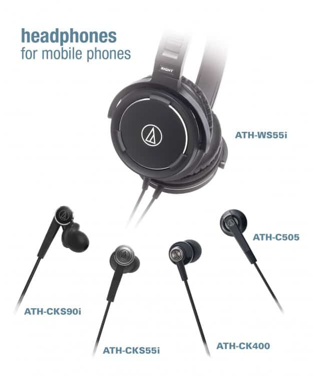Audio-Technica Headsets