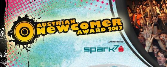 Austrian Newcomer Award 2012