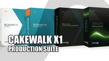 cakewalk_x1_production_suite_video