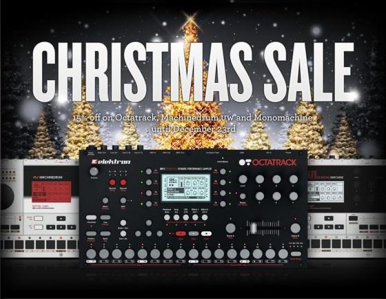 Elektron Christmas Sale