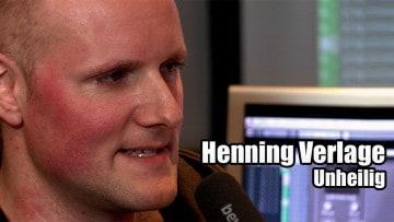 Henning Verlage Unheiig Interview