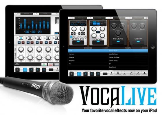 IK Multimedia VocaLive