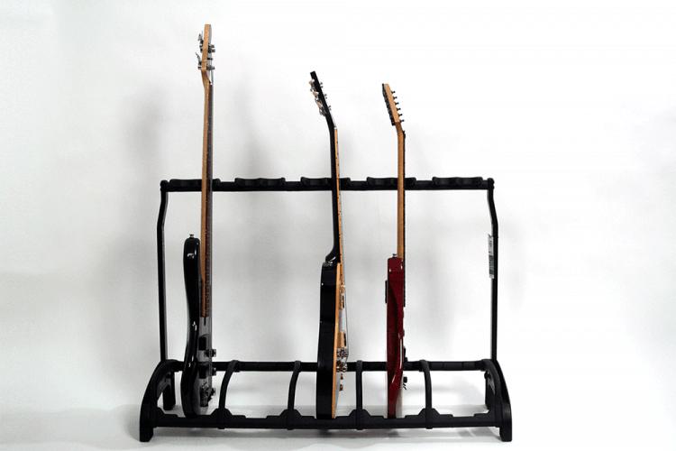 K&M Guardian 5 Testbericht Gitarrenständer