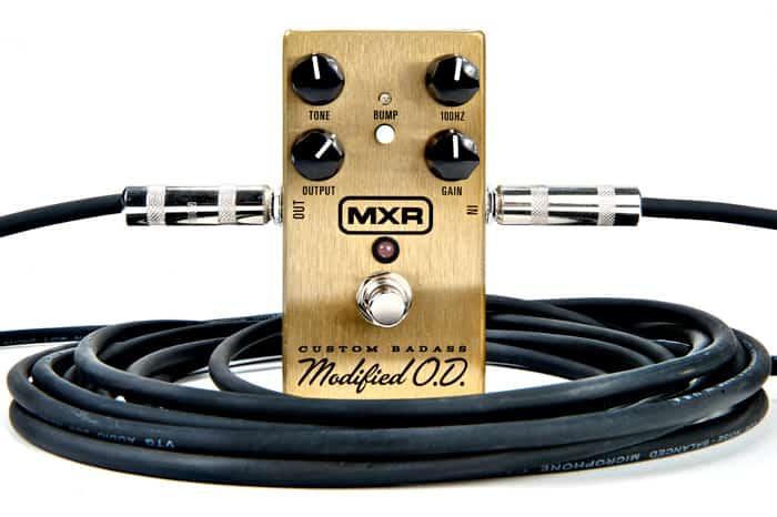 MXR M77 Modified Overdrive