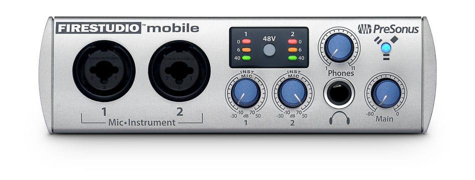 MOTU Audio Express Test ⋆ delamar de