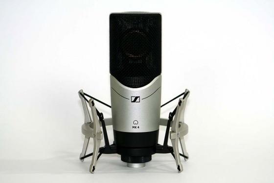 Sennheiser MK 4 Testbericht Mikrofon