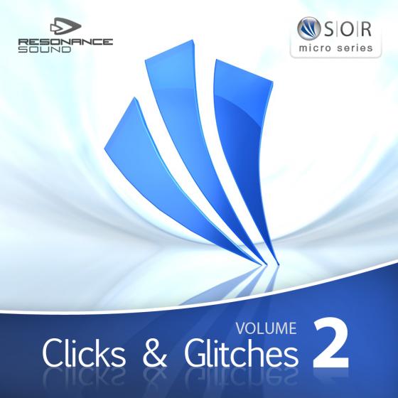 Sounds of Revolution Clicks & Glitches Vol.2
