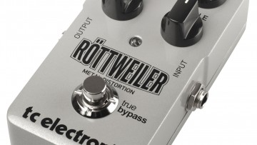 TC Electronic Röttweiler Distortion