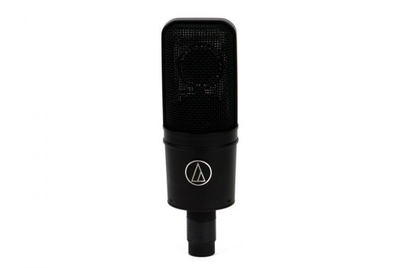 Audio-Technica AT4040 Testbericht