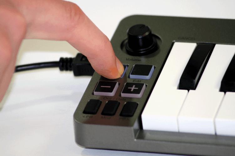 M-Audio Keystation Mini 32 Testbericht