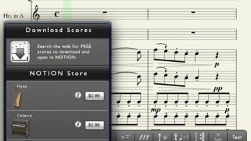 NOTION Music Notion for iPad