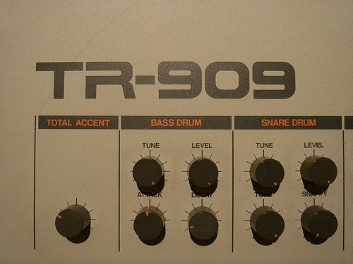 Round Robin Tape TR-909 Samples