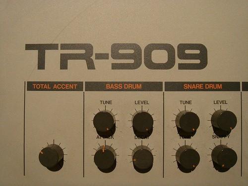 Round Robin Tape TR-909 Samples