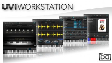 UVI Workstation 2