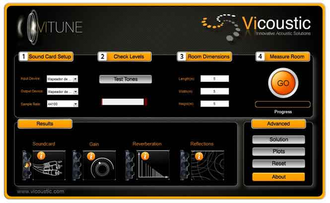 Vicoustic ViTune
