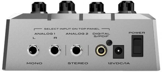 Aphex Headpod4 Kopfhörervestärker