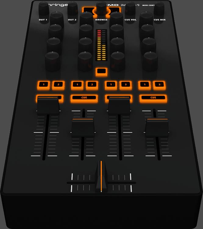 Behringer CMD MM-1 DJ-Controller