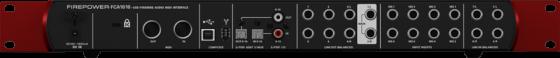 Behringer Firepower FCA1616 Audio Interface