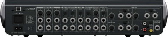 Behringer Xenyx Control1usb Monitor Controller