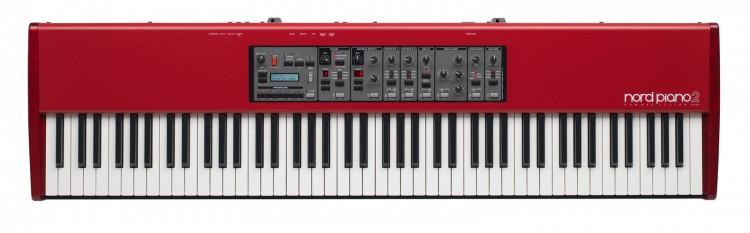 Clavia Nord Piano 2 mit 88 Tasten Hammermechanik