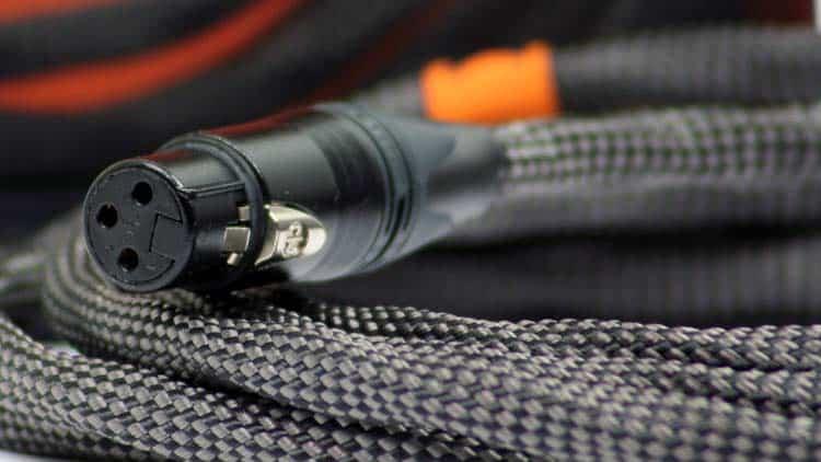 Homerecording: 9 Tipps, um richtig Geld zu sparen - Pass auf deine Kabel auf