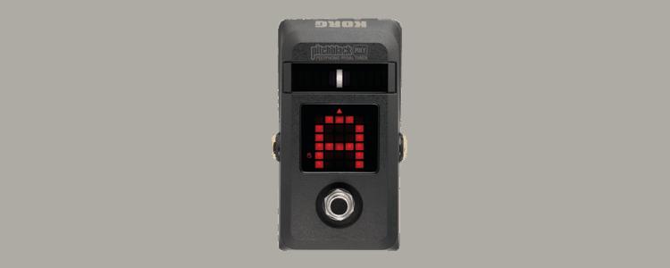 Korg Pitchblack Poly - polyphones Stimmgerät