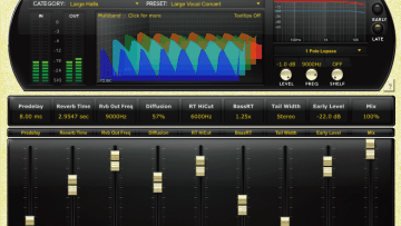 Lexicon PCM Native Reverb Testbericht