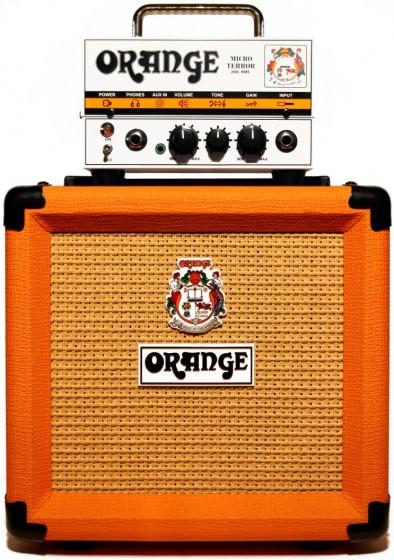 Orange Micro Terror & PPC108