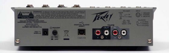 Peavey PV 8 USB Mischpult
