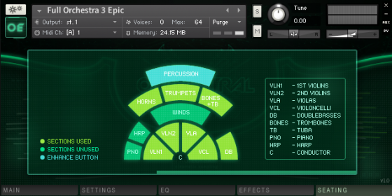 ProjectSAM Orchestral Essentials Testbericht