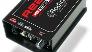 Radial Reamp® JCR™