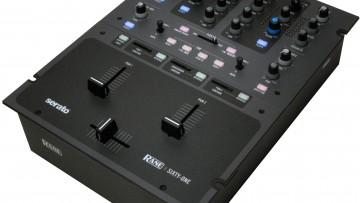 Rane Sixty-One Mixer für Serato Scrach Live
