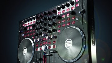 Reloop TerminalMix4 DJ Controller für Serato