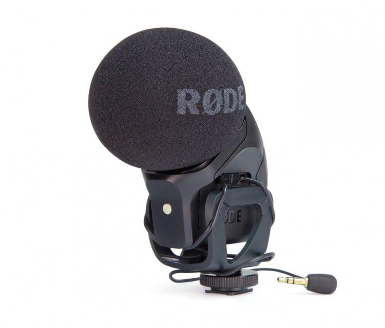 Rode VideoMic Pro Stereo für DSLR-Kamera