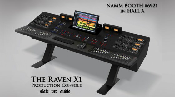 Slate Pro Audio Raven X1