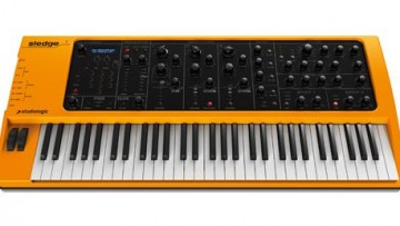 Studiologic Sledge Synthesizer mit DSP