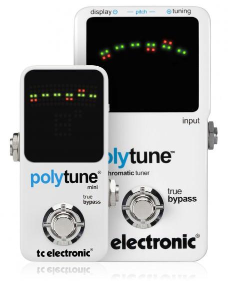 TC Electronic PolyTune Mini Stimmgerät