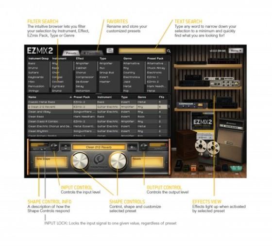 Toontrack EZmix 2 Plugin