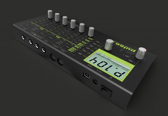 Waldorf Pulse 2 analoger Synthesizer