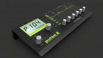 Waldorf Pulse 2 analoger Synthesizer