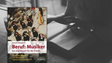 Buchtipp: Beruf Musiker – Ein Handbuch für die Praxis