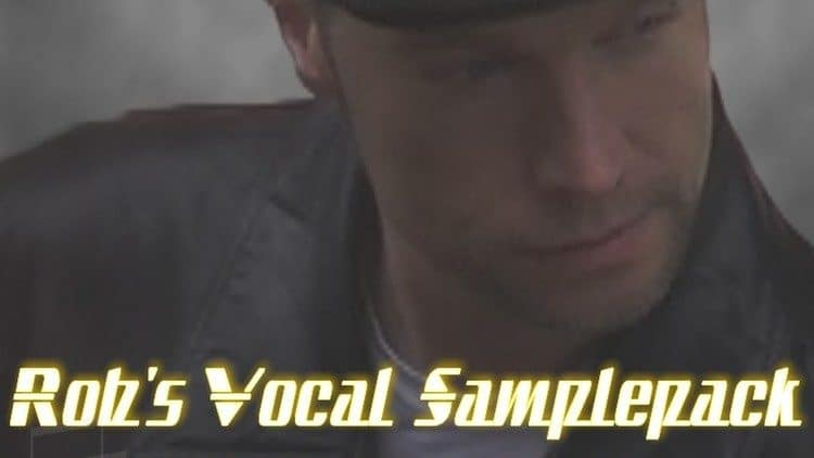 Rob's Vocal Samplepack (Rob Meulman) - Free Vocals Samples