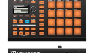 Native Instruments Maschine Mikro Testbericht