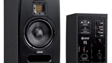 Adam F5 Studiomonitor für Einsteiger
