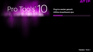 Avid Pro Tools 10 Testbericht