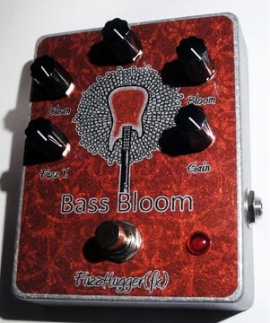 FuzzHugger Bass Bloom