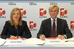 GEMA Bilanz 2011