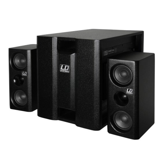 LD Systems DAVE8XS Testbericht