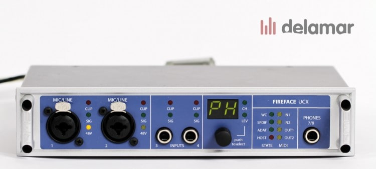 RME Fireface UCX Testbericht