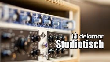 Studiomöbel: delamar Studiotisch